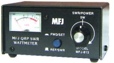 MFJ-813 HF QRP SWR/Wattmeter. Buy it now for 64.44