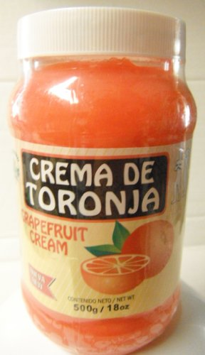 Grapefruit M, Crema De Toronja Bote Grande De 18 Oz