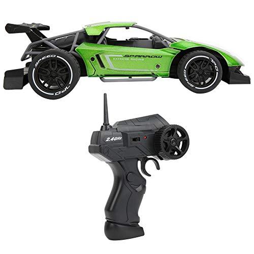1:16 RC Racing Car, Electric Sport Racing Hobby Toy Car RC Children Boys for Kids(Green) -  Tbest, Tbestkug5bm1pyi-12