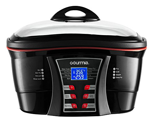 3. Supreme Digital Multi-Function Cooker by Gourmia