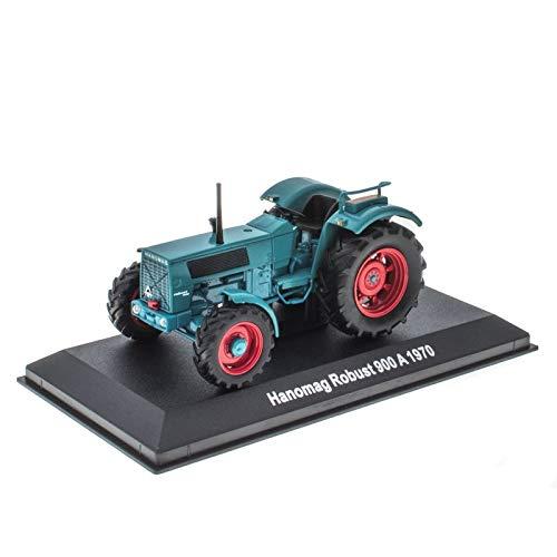 Hanomag Robust 900A 1970 Traktor Fertigmodell Maßstab 1:43