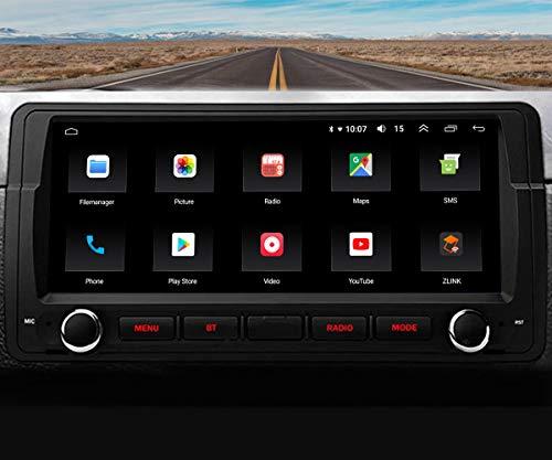 LUOWAN - Radio Android 10 para BMW Serie 3 1998 1999 2000 2001 2002 2003 2004 2005 2006 (E46) 8.8 pulgadas 2+32 GB en el salpicadero...