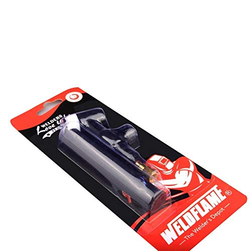 Weldflame 150A Air-Cooled Head Body 17V (Valve) TIG Welding Torch 17 Series