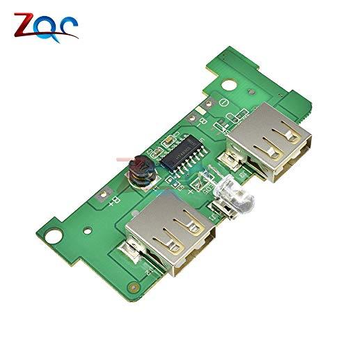 3pcs//set DC Step-Up Boost module d/'alimentation USB Boost Circuit Board 0.9 V 5 V à 5 V 60