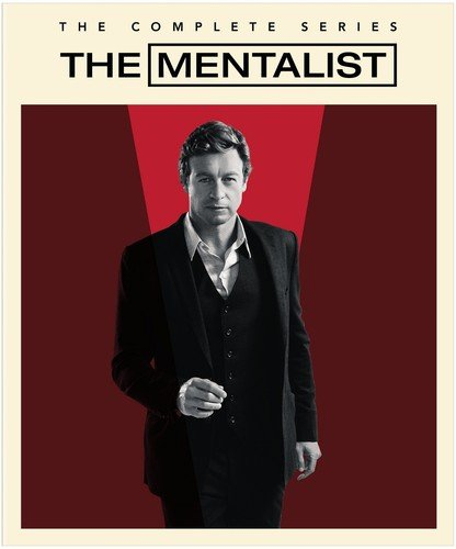 The Mentalist: The Complete Series -  DVD