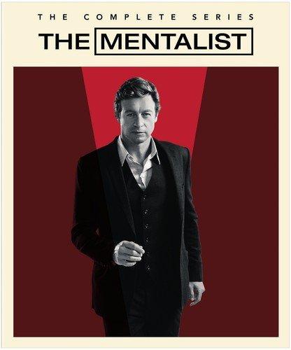 Mentalist: Complete Series - Seasons 1-7 [DVD] [Import]