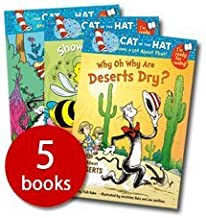 Dr Seuss: The Cat In The Hat Knows A Lot About That Set - Pack Includes 5 Books - 1. Why Oh Why Are Deserts Dry, 2. Ice Is Nice, 3. Safari So Good, 4. Now You See Me & 5. Show Me The Honey