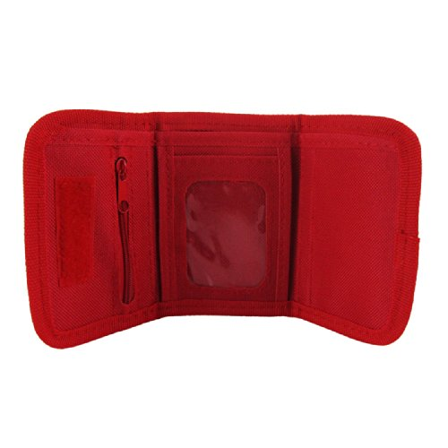 Disney Car Red Tri-Fold Wallet with Flute Photo #2