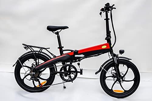 20 Zoll AWS Elektrofahrrad, E-Bike, Falt-Klapp-Rad, Klapprad 7G Shimano, 360Wh