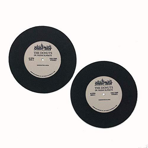 Dr Suzuki VS Street Beat Records The Donuts Slipmats 17,8 cm