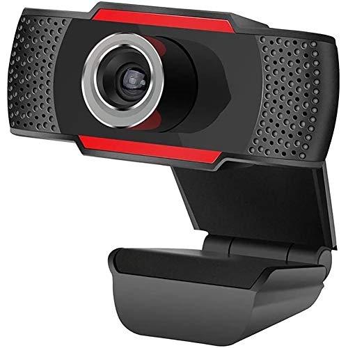 SOAR Webcam HD Cámara web USB de la cámara web de la Cámara de 720p HD lleno 30fps 100 Hombre calidad de imagen de cámara for PC de cámaras de enfoque automático incorporado en la rueda de micrófono f