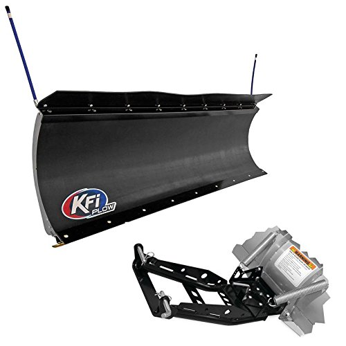 Find Discount New KFI 60 Pro-Poly Snow Plow & Mount - 2008-2017 Kubota RTV500 UTV