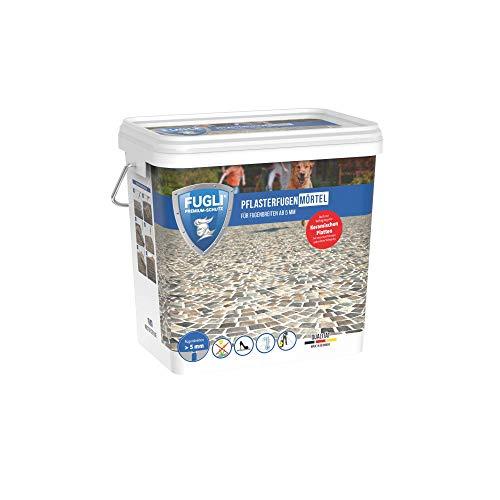 FUGLI Pflasterfugenmörtel 12,5 kg natur/sand
