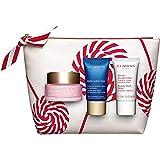 Clarins multi active crema de dia todo tipo de pieles 50ml + crema de noche 15ml + balsamo belleza 15ml