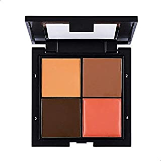 Flormar Contour Palette Highlighters & Contour - 04 Dark