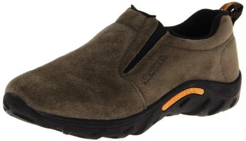 Merrell Kids' Unisex Jungle Moc Kids Moccasin, Gunsmoke, 5.5 Big Kid M