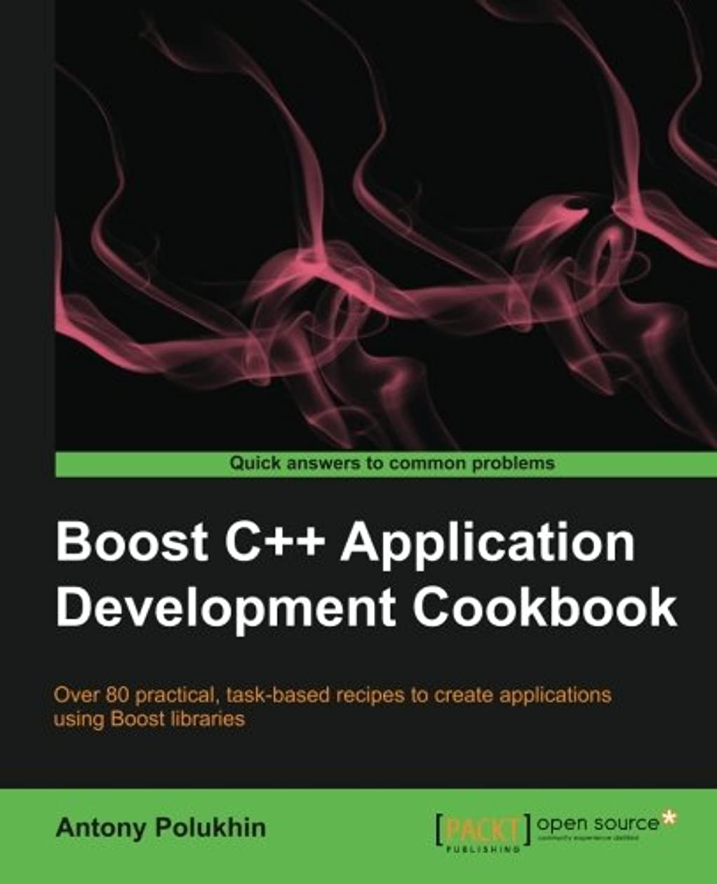 浮浪者神億Boost C++ Application Development Cookbook