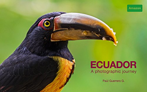 ECUADOR - A photographic journey: AMAZON (English Edition)