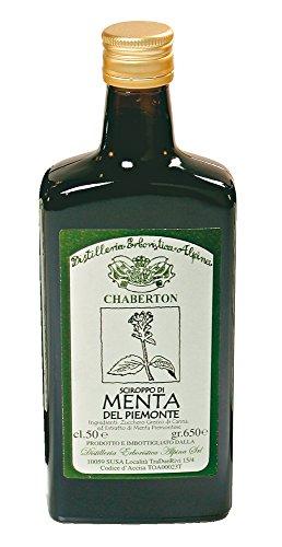 Distilleria Erboristica Alpina Sirope de Menta Del Piamonte - 500 gr