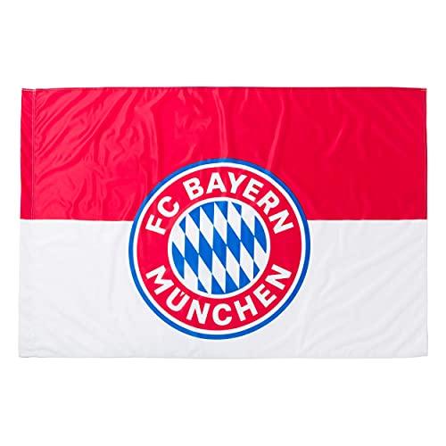 FC BayernHissfahne/Hissflagge Logo 150x100 cm (Fahne) (2 Ösen)