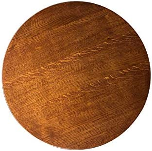 Wood Lazy Susan Turntable – Spinning Solid T Max 75% OFF Wooden Kitchen Large discharge sale