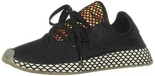 adidas DEERUPT Runner 674 Core Black Sesame Solar EE5674, Noir, FR 43 1/3