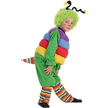 LLOPIS - Disfraz Infantil gusanito t-l (10/12 años): Amazon.es ...