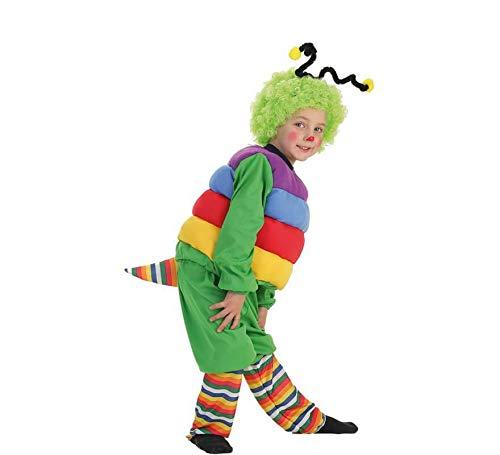 LLOPIS  - Disfraz Infantil gusanito t-l (10/12 años)