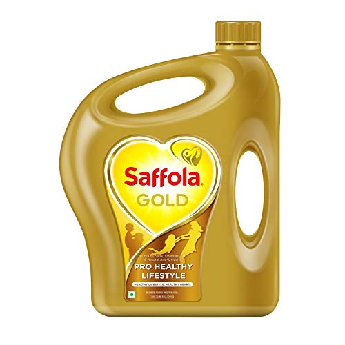 Saffola Gold, Pro Healthy Lifestyle Edible Oil,...