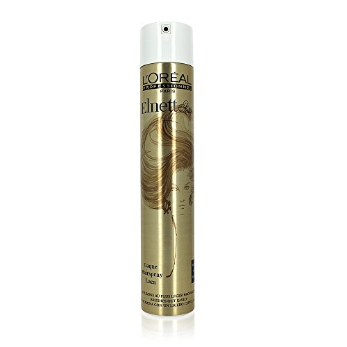 L´Oreal Paris Elnett Satin Hairspray (strong hold) 500 ml