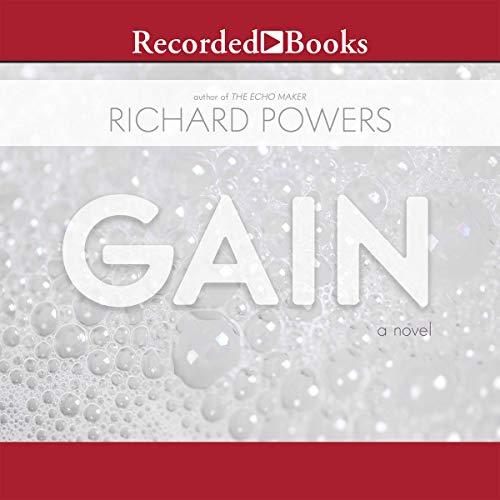 Gain audiobook cover art