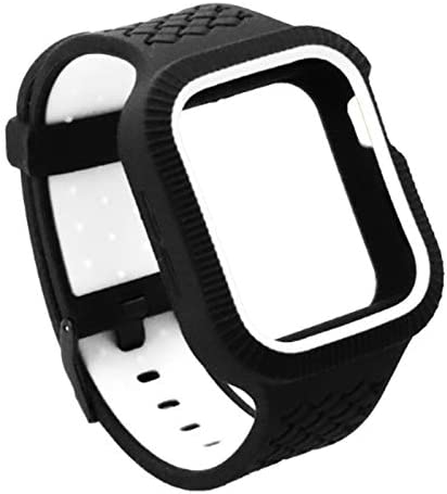 LJSKAFF Sports Band Case Cover for Watch 4 Series Portland Mall Super special price Apple 5 S