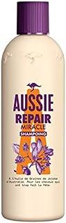 Aussie Shampoing Repair Miracle, pour Cheveux Secs et Abîmés, à L'Huile de..