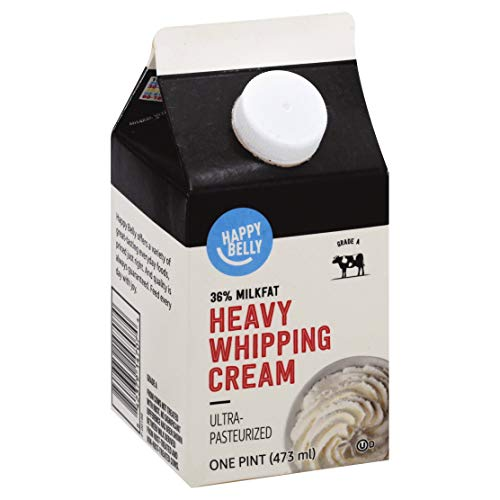 Happy Belly Heavy Whipping Cream