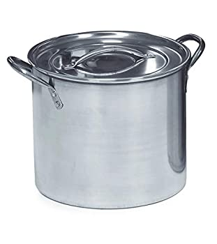 Best large stainless steel pot Reviews