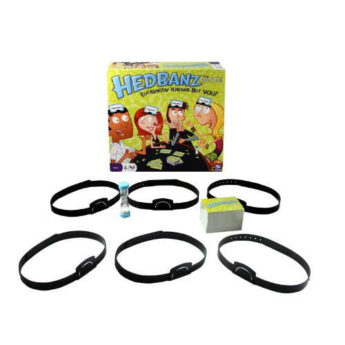 Adult HedBanz Board Game