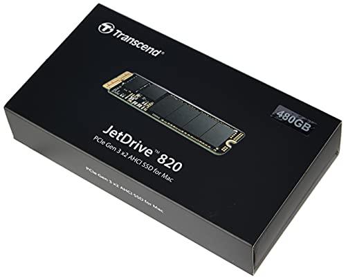 Transcend 480 GB JetDrive JDM 820 AHCI PCIe Gen3 x2 SSD TS480GJDM820