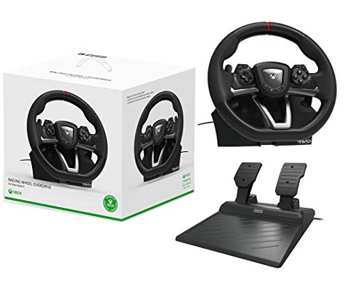 "XBOX ONE/PC Lenkrad und Pedale Kompatibel mit Series X/S Orig. Licensed XBOX ""Racing Overdrive\"""