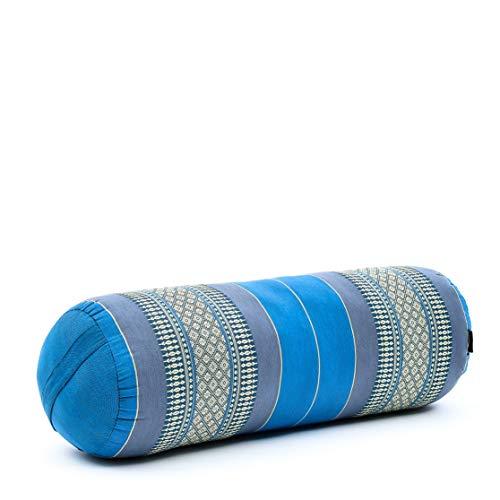 Leewadee Long Yoga Bolster Supportive Pilates Roll Cushion Neck Pillow Eco-Friendly...