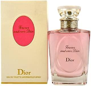 Christian Dior Forever and Ever Dior Eau De Toilette Spray for Women, 3.4 Ounce