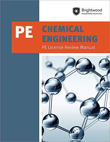 Chemical Engineering: PE License Review Manual