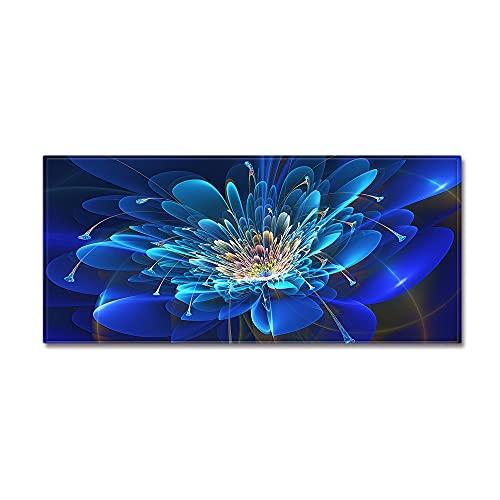 OPLJ Alfombra de Cocina Impresa en 3D Floral, Alfombra de la Puerta de Entrada del Pasillo del Dormitorio del hogar, Alfombra Absorbente Antideslizante del baño A3 60x180cm