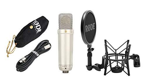 Rode NT1A (Großmembran-Kondensatormikrofon, Nierenkapsel, Audio Interface benötigt) - 2