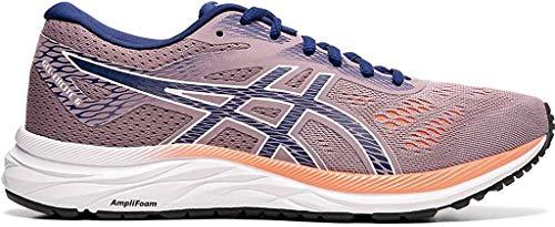 ASICS Women's Gel-Excite 6 Running Shoes, 10W, Violet Blush/Dive Blue