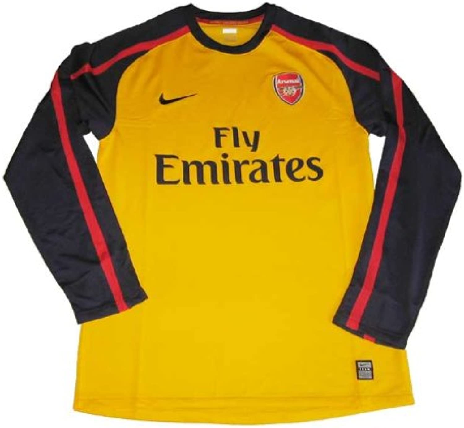 Arsenal London Trikot Away 2008 09 Nike Player Issue EPL EPL EPL Longsleeve Gr.XXL B00B31929A  Niedriger Preis c8e441