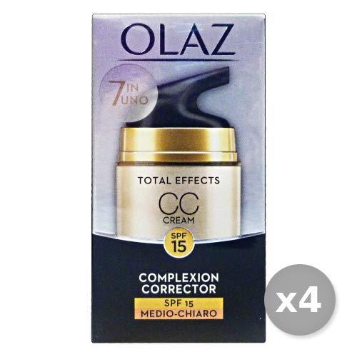 Set 4 OLAZ Insgesamt Auswirkungen CC Cream Mittelschwer Gesichtspflege