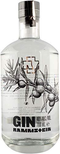 Rammstein Gin (1 x 0.7l), Offizielles Band Merchandise Fan Getränk Schnaps Alkohol Geschenk