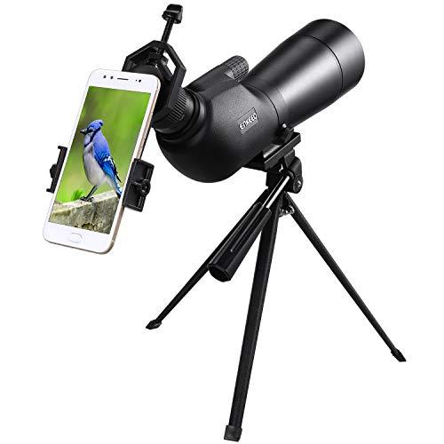 Enkeeo 20-60X60AE Longue-Vue Téléscope...