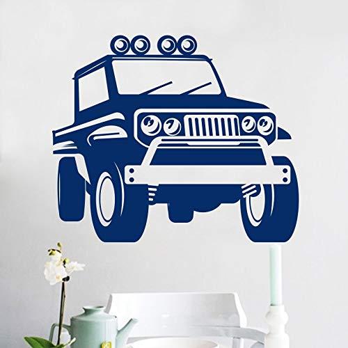 Tianpengyuanshuai Reuze-auto-stickers, zelfklevend, vinyl, waterdicht, muurkunst, decoratie, kunst-muurstickers, waterdicht