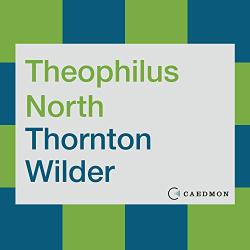 Theophilus North audiobook cover art
